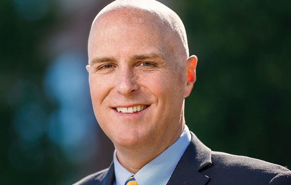 Bryan Ritchie appointed vice president for innovation at Notre Dame
