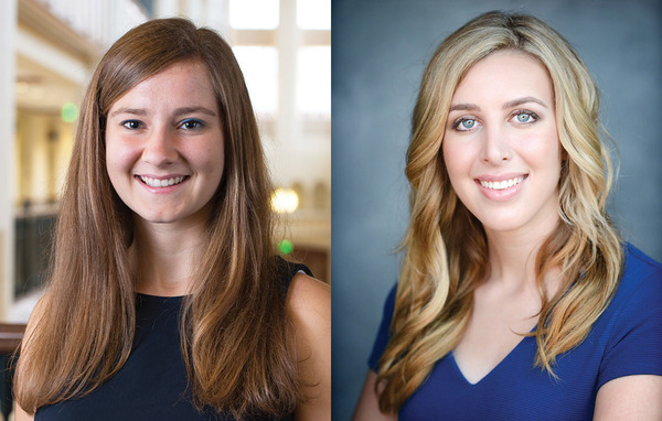 Notre Dame's Grace Watkins and Alexis Doyle named Rhodes Scholars